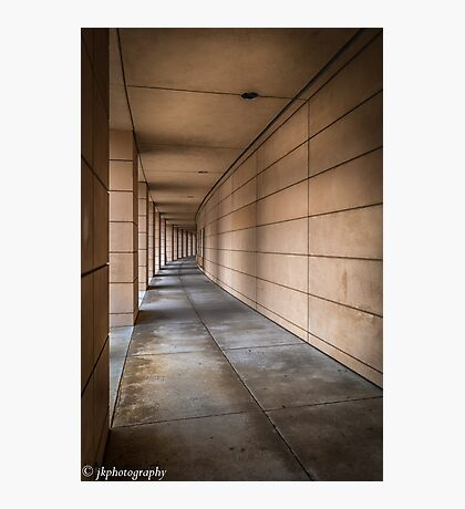 Walkway to Forever  Photographic Print