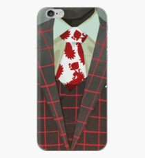 Sharply Dressed: Hannibal iPhone Case