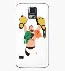 Conor McGregor Double Belt - Minimalistic Case/Skin for Samsung Galaxy