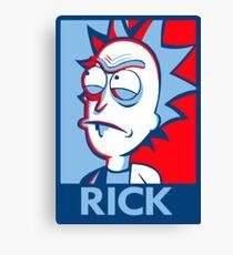Rick Sanchez | Rick and Morty Canvas Print