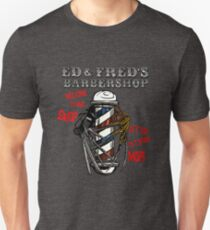 ED and Fred's Barbershop T-Shirt