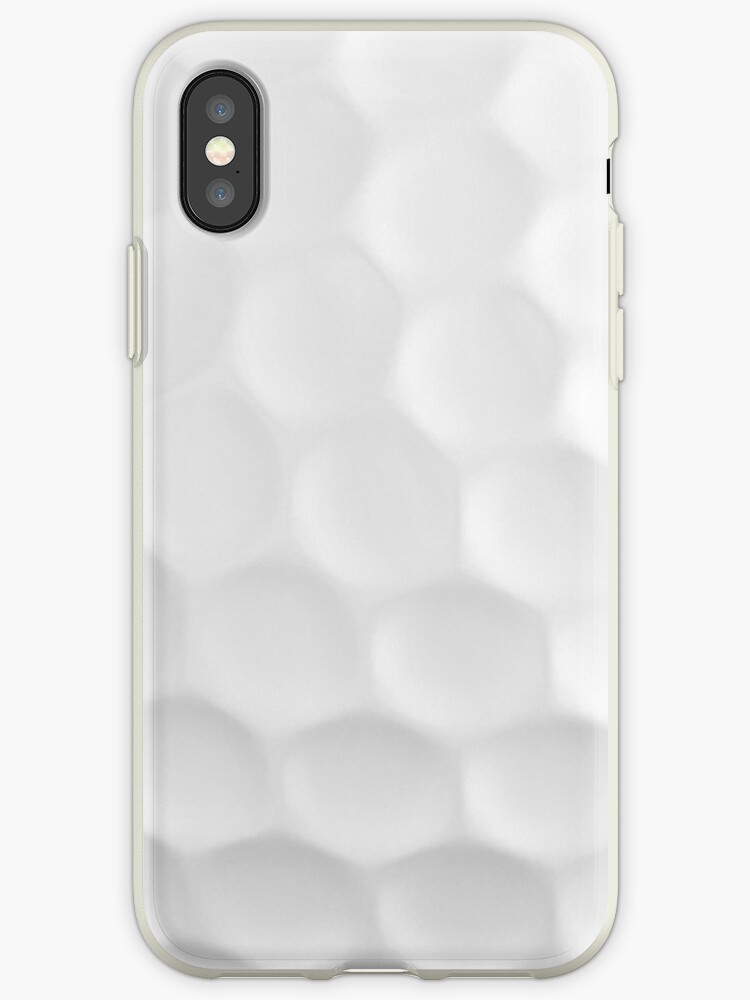 Golf Ball Iphone 3GS, 4, 4S & Ipod Touch 4G Cases by Clickcreations