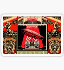 Led Zeppelin Mothership Sticker