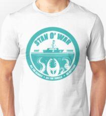 STAN O'WAR TOURS- Gravity Falls Unisex T-Shirt