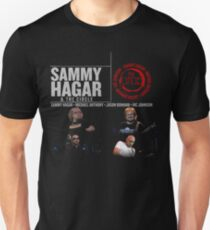 SAMMY HAGAR & THE CIRCLE PIPA Unisex T-Shirt