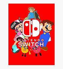 Nintendo Switch Photographic Print