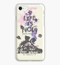 evak ship - skam iPhone Case/Skin