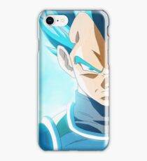 Vegeta Blue iPhone Case/Skin