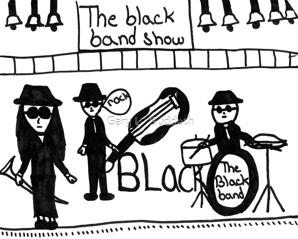 The Black Band by Gary L   Suddath
