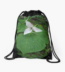 Trillium Drawstring Bag
