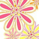 Petals and Dots by Hena Tayeb
