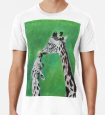 Die Begrüßung Premium T-Shirt