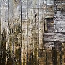 Boarded Up by David Librach - DL Photography -