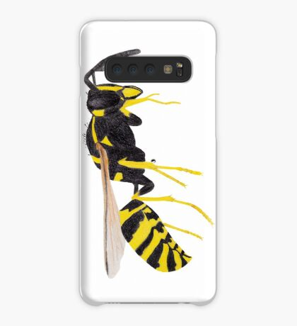 Paper Wasp Case/Skin for Samsung Galaxy