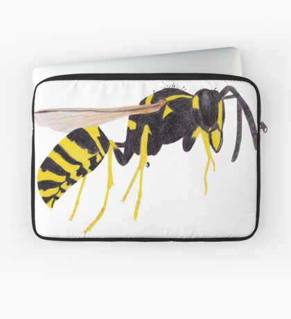Paper Wasp Laptop Sleeve