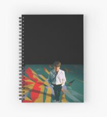 BTS jungkook - dna Spiral Notebook