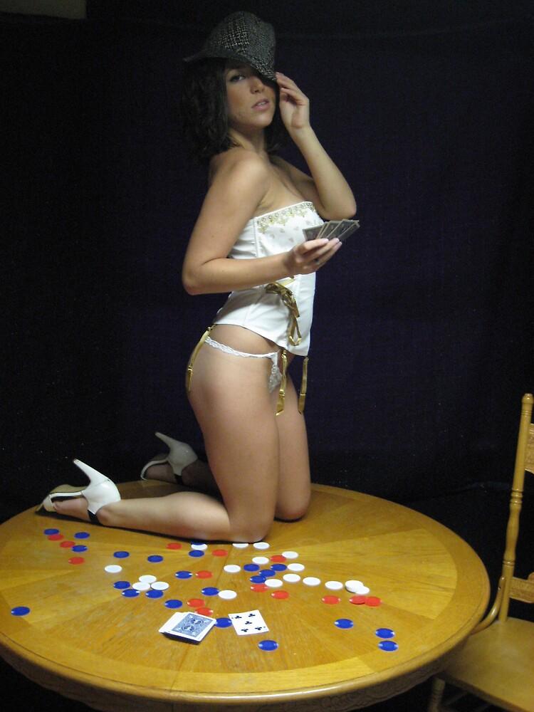 Poker Night by Sheri Miller