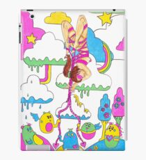 High as a kite iPad Case/Skin