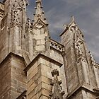 St. Peter's Cathedral of Vannes – Brittany, France by Buckwhite