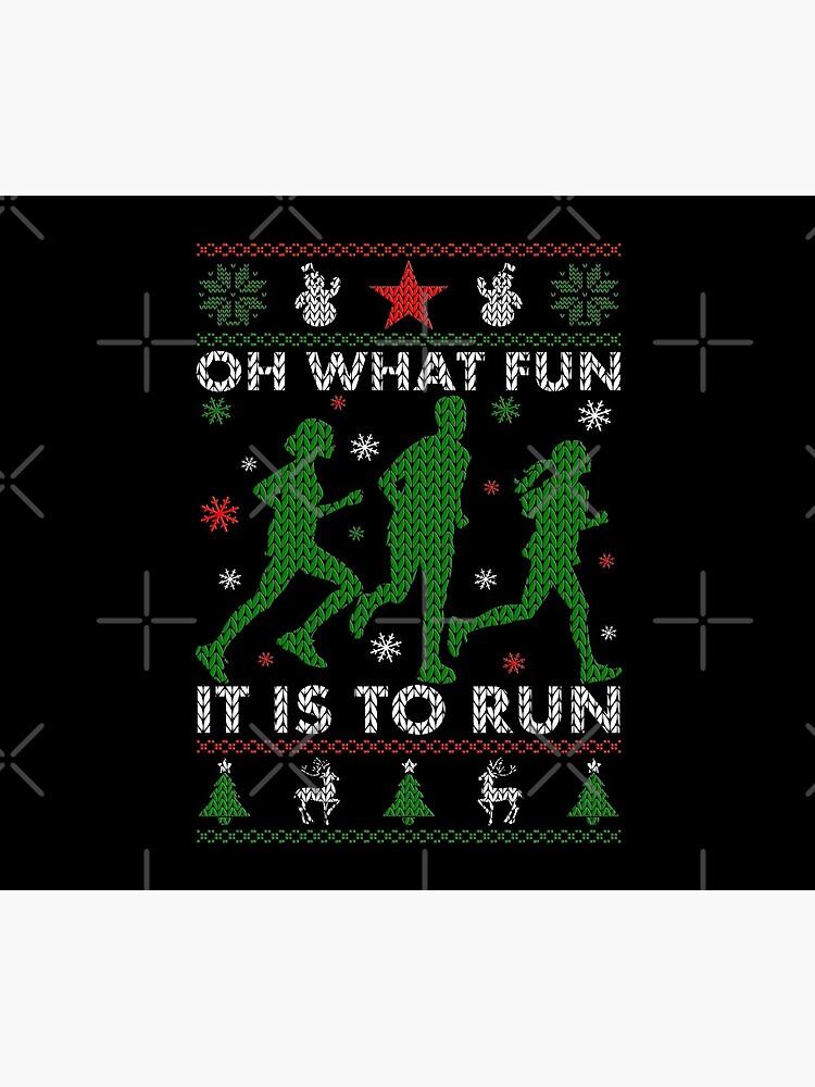 Hässliches Weihnachtst-stück laufen von EthosWear