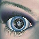 Evil Eye by Julie Miles