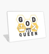 god save the queen_2 Laptop Skin