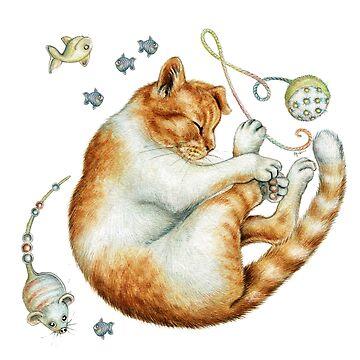 Catnap by pambrosini