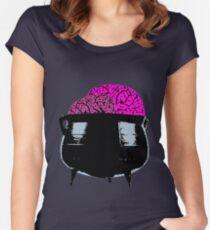 Brain Stew Women's Fitted Scoop T-Shirt