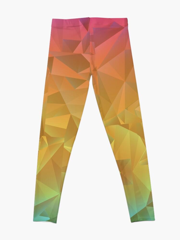 Alternate view of Rainbow Crystal Shatter Leggings