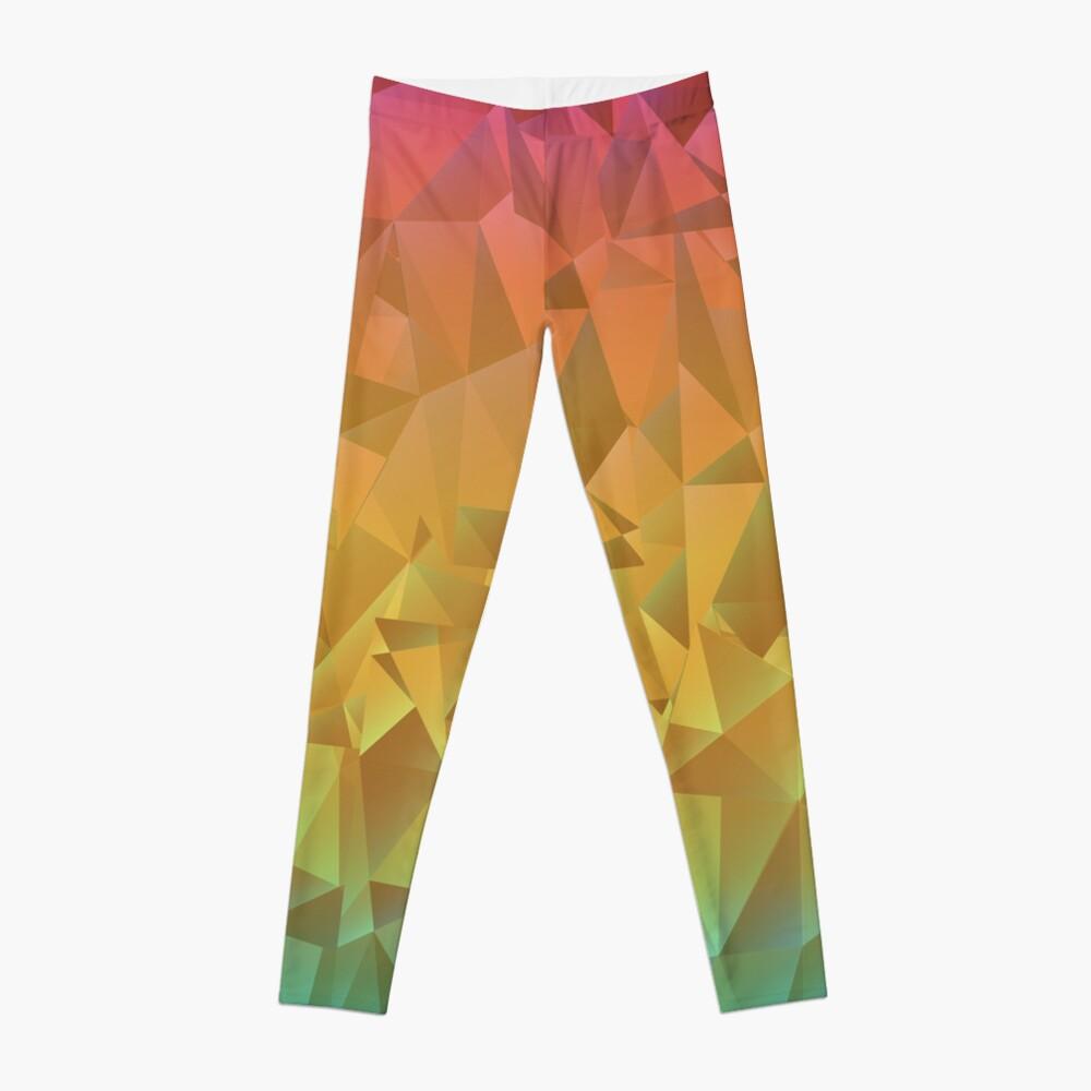 Rainbow Crystal Shatter Leggings