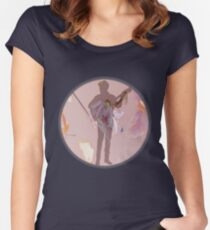 HS 11 Women's Fitted Scoop T-Shirt