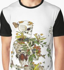 Bones and Botany Graphic T-Shirt