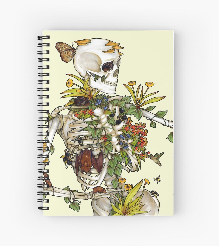 «Huesos y botánica» de Elizabeth Moss