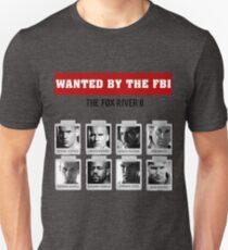 "Prison Break ""The Fox River 8"" T-Shirt"