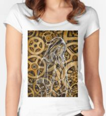 Clockwork Women's Fitted Scoop T-Shirt