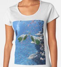 TURTLE DUDES Women's Premium T-Shirt