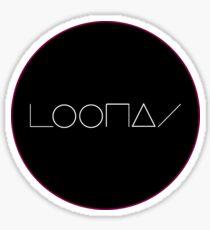 Loona Sticker