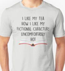 Funny Fictional Characters T-Shirt
