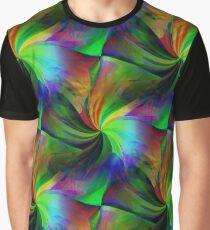 PinwheelTiled, by jennspoint Graphic T-Shirt