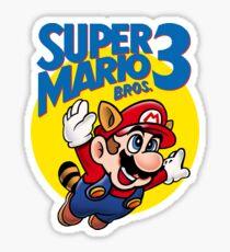 Super Mario 3 Sticker