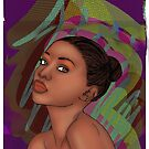 Vivid Girl by monarchvisual