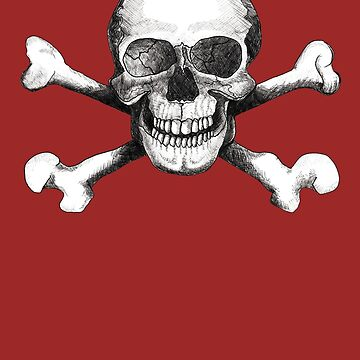 jolly roger by scottimages
