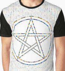 Rainbow Penny Graphic T-Shirt