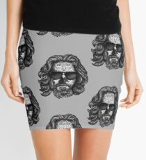 Day of the Dude Mini Skirt