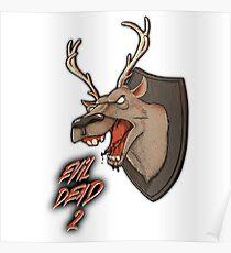 Evil Dead Shirt Poster