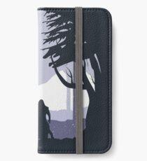 Kylo Ren - Minimal iPhone Wallet/Case/Skin