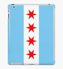 Chicago Flag iPad Case/Skin