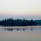 Early morning at the Lake by Shulie1