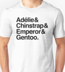 Atypical Penguins Mantra Unisex T-Shirt