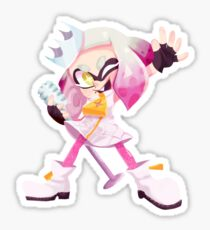 Pearl - Off the Hook Sticker